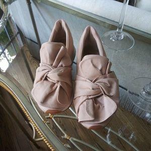 Zara Classic Collection Bowtie Sneaker